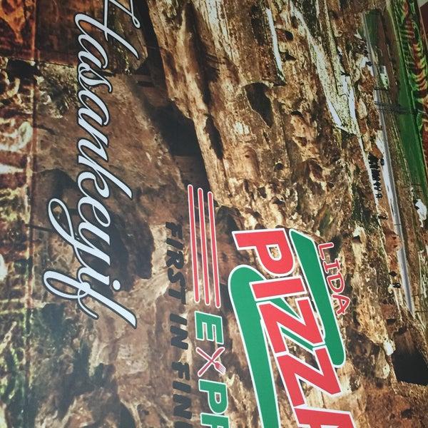 Ravintola Lida Pizza Place In Kotka
