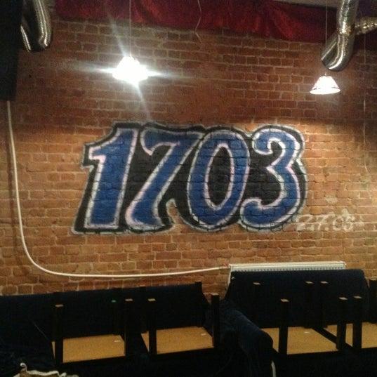 Где находится 1703 бар