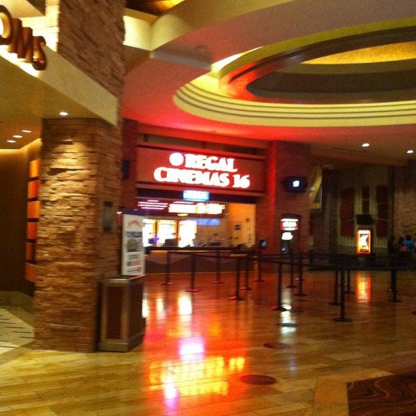 Regal cinemas red rock casino casino thunder valley