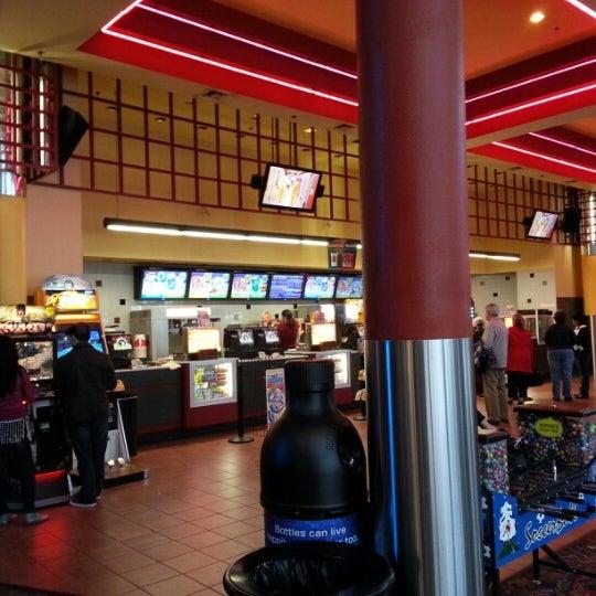 Lynnwood movie theatre