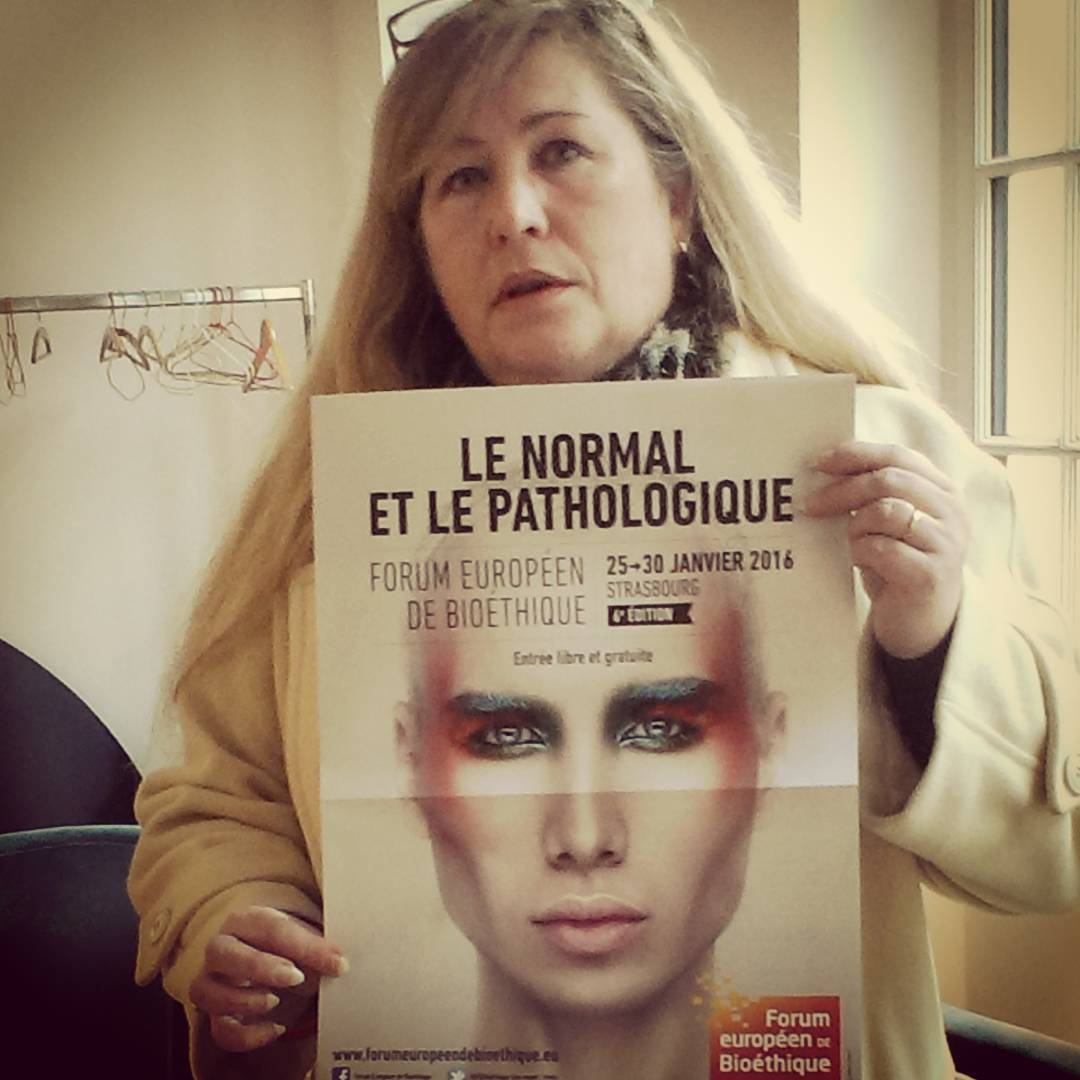 Christine just checked in @ Club de la Presse (France)