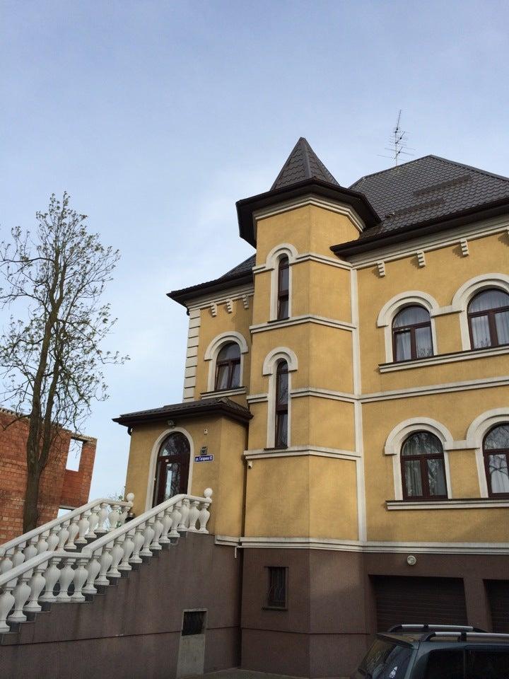 Гостевой дом граф орлов