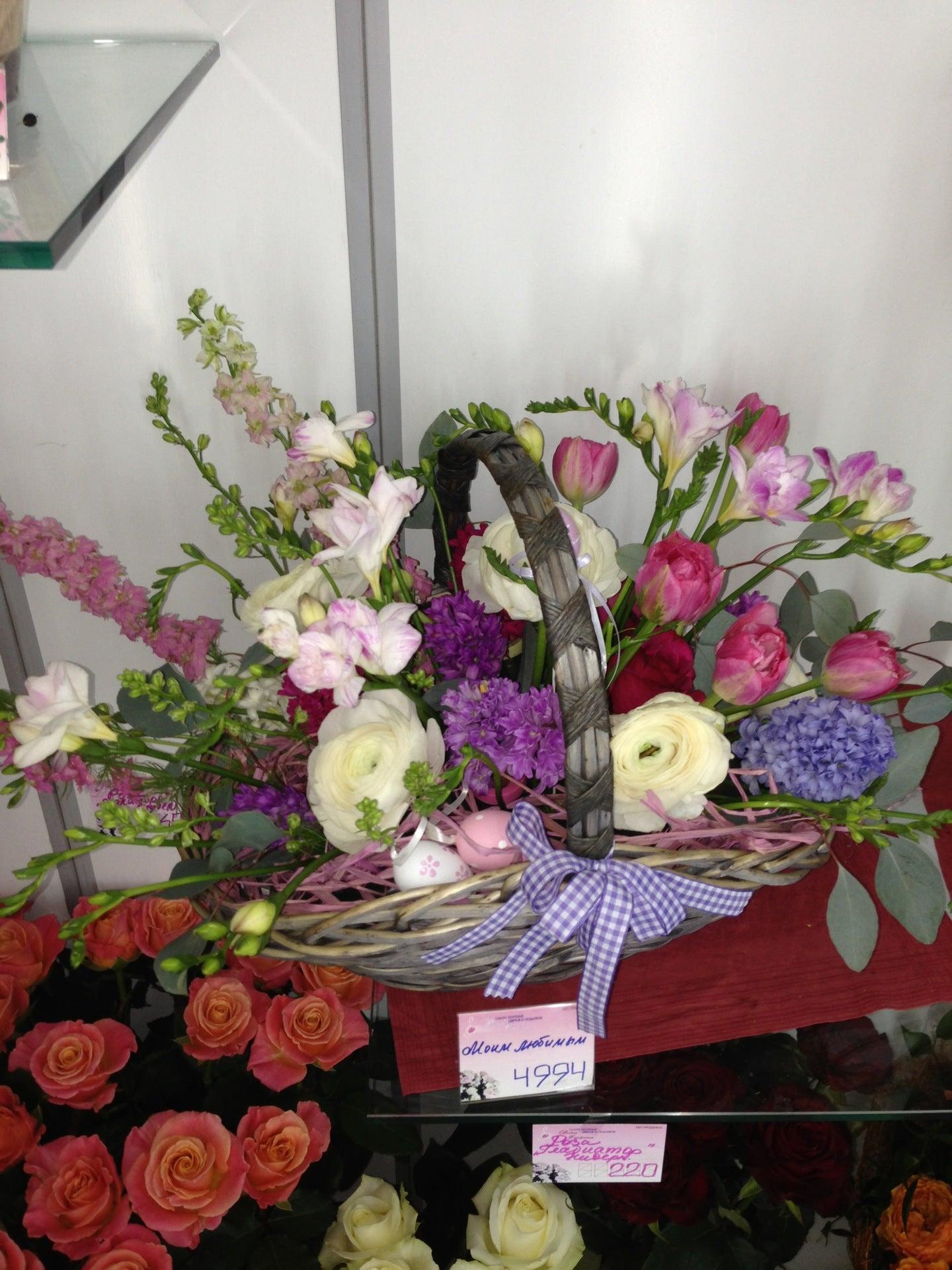 Цветы и подарки тула