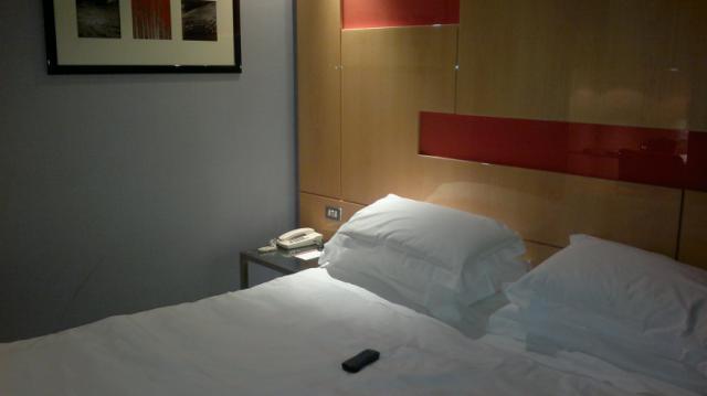 Nanne presso hotel Albani