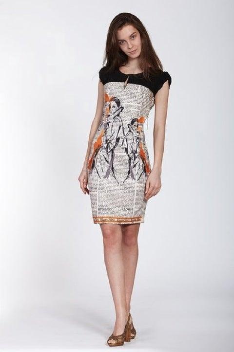 Waggon paris платье 8593