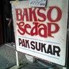 Foto Bakso Sedap Pak Sukar, Kutoarjo, Purworejo
