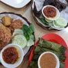 Foto Ayam Penyet Pak Tjomot, Makassar
