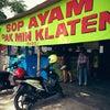 Foto Sop Ayam Pak Min Klaten, Sleman