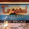 Tropical Liqueurs