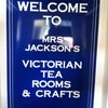 Mrs Jackson's Victorian Tea Rooms