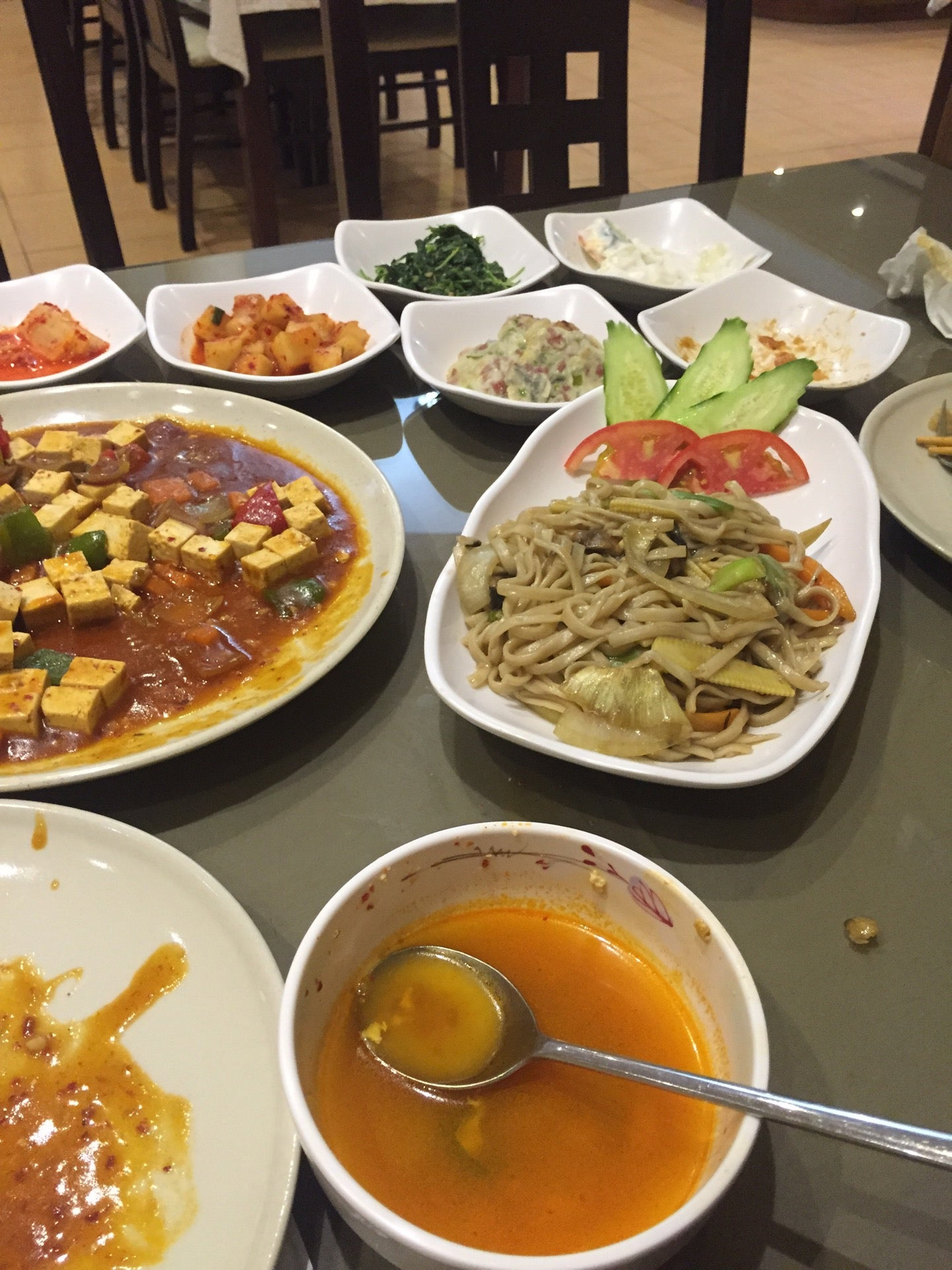 Korean Garden Restaurant Doha Restaurant Social Photos