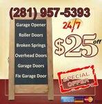 Garage Door Stafford