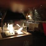 Romantic Cozy Restaurant Quebec City