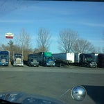 Photo taken at Pilot Travel Center by Marc W. on 11/18/2011