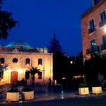 Photo taken at Agiou Titou Square by Pavlos E. on 7/8/2013