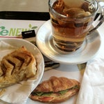 Photo taken at Aroma Espresso by Art L. on 5/10/2013