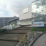 Photo taken at Duoc UC by Cristian S. on 10/5/2012
