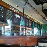 Photo taken at Wahlburgers by Ryan W. on 10/8/2012