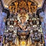 Photo taken at Iglesia del Salvador by Jason P. on 6/5/2013