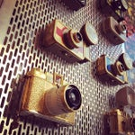 Photo taken at Lomography Gallery Store by Danilo L. on 1/28/2012