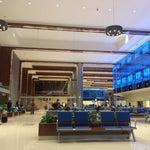 Yenilen havalimani gayet şık ve rahat bir kullanim sağlıyor...
