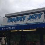Photo taken at Dairy Joy by Basil K. on 7/9/2013