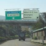 went to airport @airport reggio calabria - italy