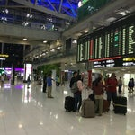 The main entrance to Thailand,biggest and most convenient airport in Thailand.  Travel to CBD easily by airport rail link at basement, parking buildings connected to terminal are also 24hrs available.
