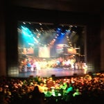 Photo taken at Harris Theatre for Music and Dance by Deirdre H. on 12/15/2012