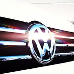 Photo taken at Bayside Volkswagen by mido on 1/5/2013