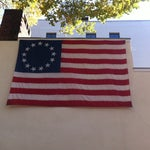 Photo taken at Betsy Ross House by Becky C. on 11/21/2012