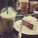 Photo taken at Starbucks by Satria W. on 7/21/2013