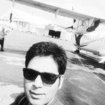 Heading to beautiful Kordestan by propeller airplane 👍😁