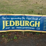 Photo taken at Jedburgh Camping and Caravanning Club Site by Richard S. on 7/16/2014