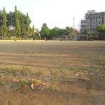 Photo taken at Lapangan Flores by Tatag R. on 9/18/2012