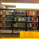 Photo taken at San Francisco Public Library - Main Library by Rostyslav I. on 12/1/2012