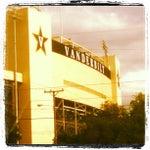 Photo taken at Vanderbilt Stadium - Dudley Field by Darwin R. on 7/11/2012