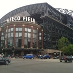 Photo taken at Safeco Field by Dan H. on 6/23/2013