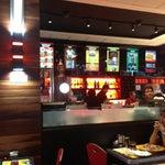 Photo taken at Stalos Café & Bar by Mariana M. on 1/17/2013
