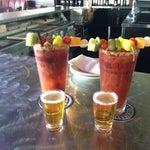Photo taken at RAM Restaurant & Brewery by Matthew A. on 3/31/2013