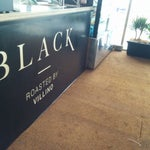 Black Espresso showcases Hobart's best local roaster, Villino. Airport coffee isn't awful any more!