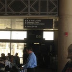 Photo taken at Gate D8 by Timothy L. on 4/5/2013