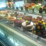 Photo taken at The Harvest - Patissier & Chocolatier by Fani R. on 11/7/2012