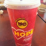 Photo taken at Moe's Southwest Grill by Forrest E. on 1/31/2013