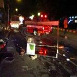 4.เลเบิล จนมึนเมามาก และพยายามที่จะขับรถจนมาเกิดอุบัติเหตุจนพ่อค้าลูกชิ้นเสียชีวิต อนึ่ง คนขับแท็กซี่ในเชียงใหม่เกือบทั้งหมด ล้วนพัฒนามาจากคนขับรถตุ็กๆและ4ล้อแดง ล้อที่เพิ่มขึ้นมาอีก1ล้อกับแอร์ในรถที่