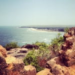 Photo taken at Chapora Fort by Dima T. on 3/24/2013