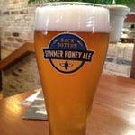Photo taken at Rock Bottom Restaurant & Brewery by Sara S. on 7/20/2013