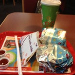 Photo taken at Arby's by Ivy D. on 10/6/2012