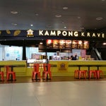 Kampong Kravers open now at transit lounge, accessible by both domestic n international flights passengers.