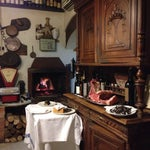 Photo taken at Osteria del Mirasole by Alessandro Maria B. on 2/8/2014